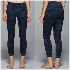 Size 2 - Lululemon High Times Pant *Full-On Luon